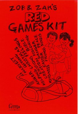 Red games kit