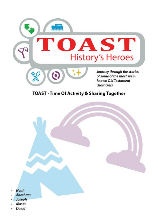 TOAST History's Heroes