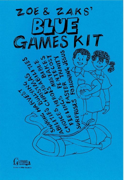 Blue games kit
