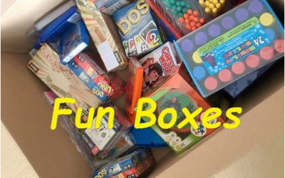 Fun Boxes – Living Stones, Manchester