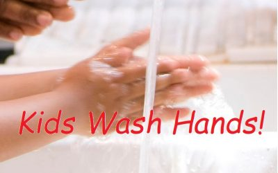 Kids Wash Hands! – Plaistow, Newham, East London