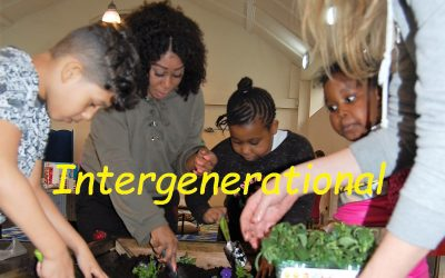Genuinely Intergenerational – Hackney, London